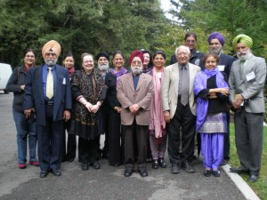 Sikh and Punjabi Studies Conference Participants