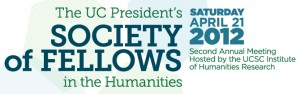 UC Society of Fellows