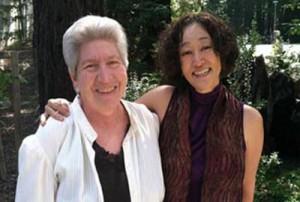 Bettina Aptheker and Karen Yamashita