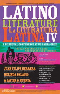 Latino Literature IV Poster