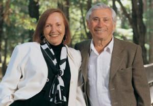 Peggy and Jack Baskin