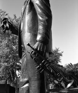 Louis Armstrong Park, Congo Square  2001-cropped-300