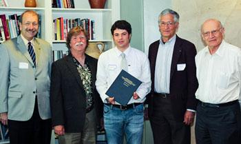 Hellen, Steck Award group
