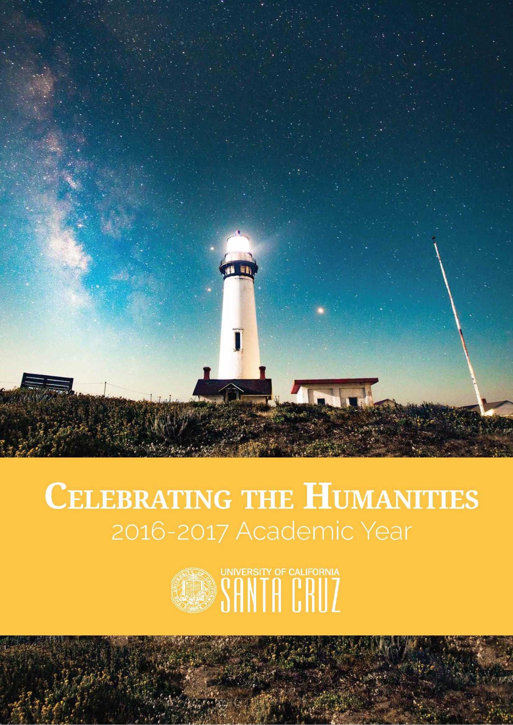 Humanities Spring Awards Program 2016-17