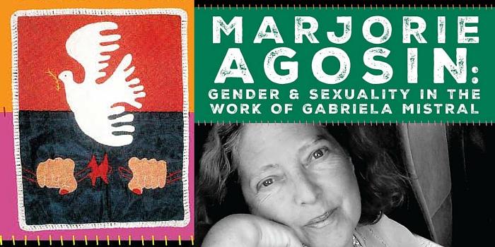 Marjorie Agosin event banner