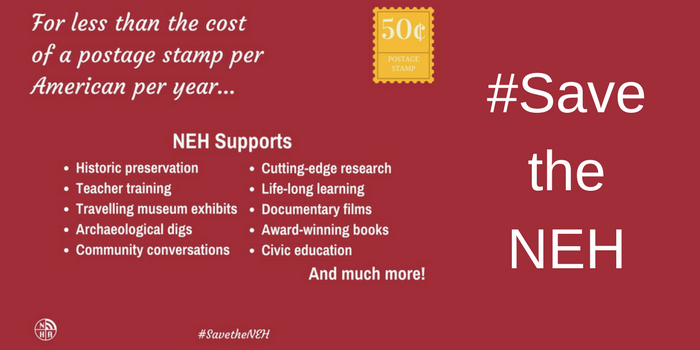 Save the NEH