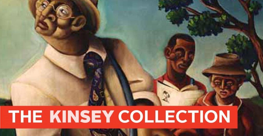 kinsey collection banner