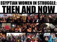 Egyptian Women in Struggle