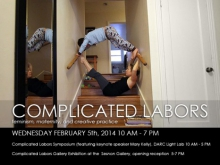 Complicated Labors: Feminism, Maternity, and Creative Practice