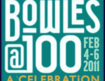 Paul Bowles at 100