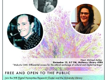 "Rachel Deblinger: ""Making Memories/Motifs: Holocaust Memory & the Unexpected Inspiration of Digital Humanities"""