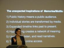 "Rachel Deblinger: ""Making Memories/Motifs"""