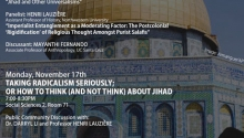 Center for Emerging Worlds launches with a year-long focus on global Islam