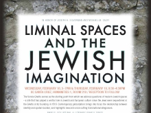 Liminal Spaces and the Jewish Imagination Conference