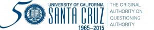 UCSC 50th logo