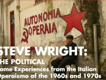 "Steve Wright: ""The Political"""
