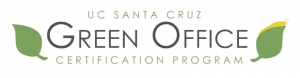 UCSC Green Office Program logo