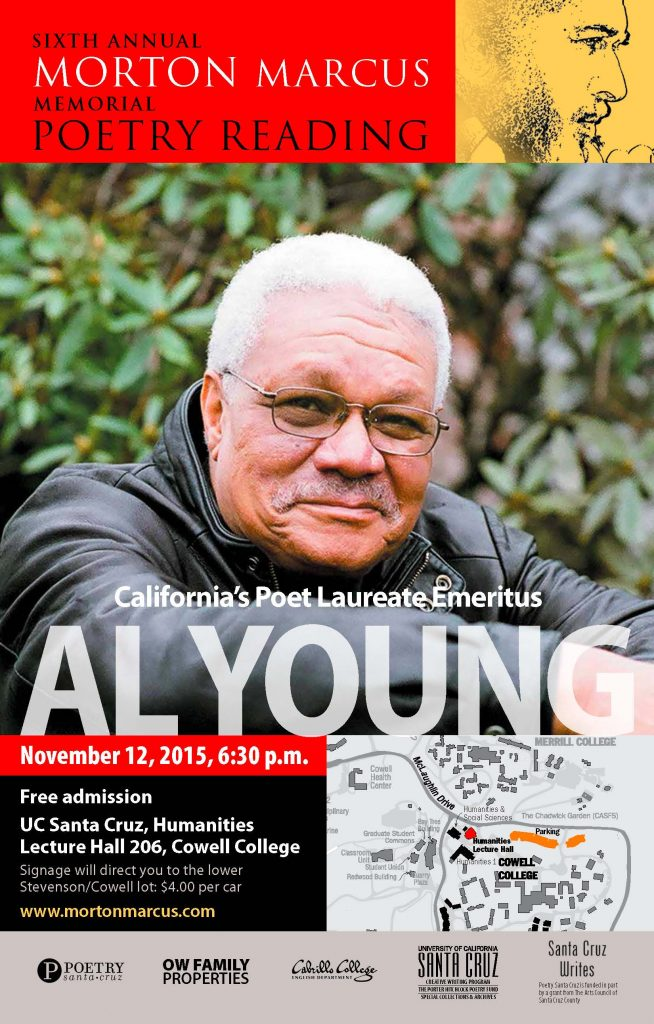 2015 Poster for Internet Al Young