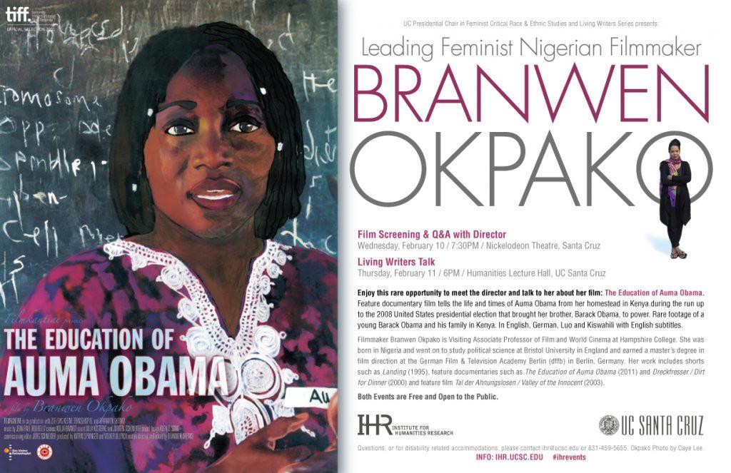 Branwen Okpako Poster