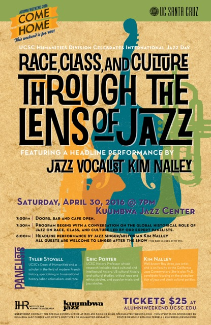 Race, Class, Culture through the lens of Jazz poster