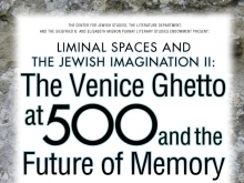 Liminal Spaces and the Jewish Imagination II