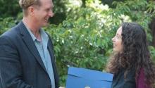 Awards recognize top presentations at Graduate Research Symposium