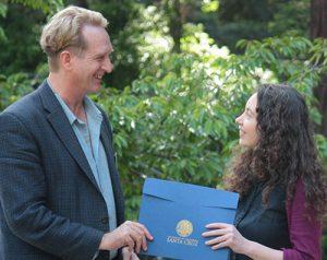Graduate Dean's Award