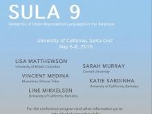 Semantics of Under-Represented Languages in the Americas 9 (SULA 9)