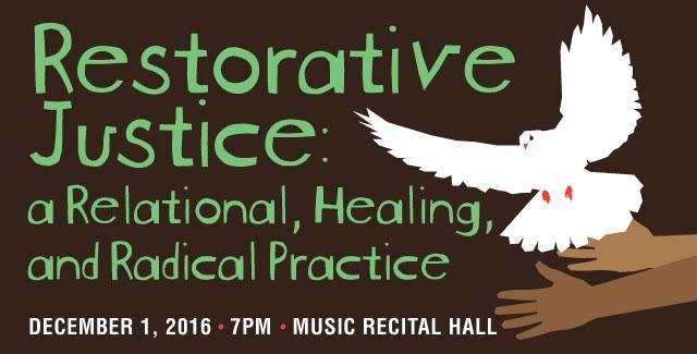 Restorative Justice with Fania Davis Lecture