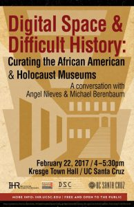 Curating The African American and Holocaust Museums