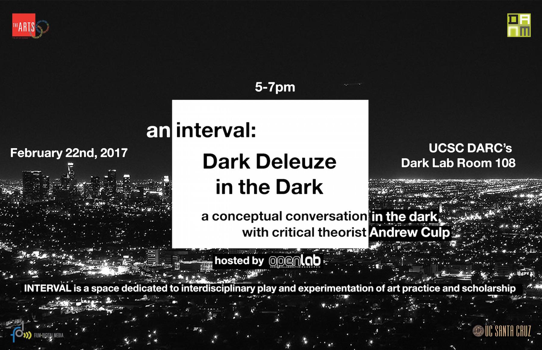 Dark Deleuze