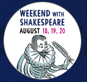 2017 Weekend with Shakespeare