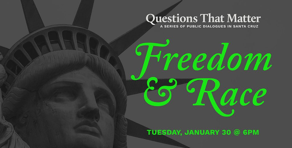 Questions That Matter January 20 at 6pm