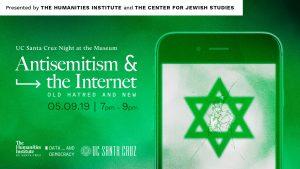 anti-semitism and the internet may 9, 2019