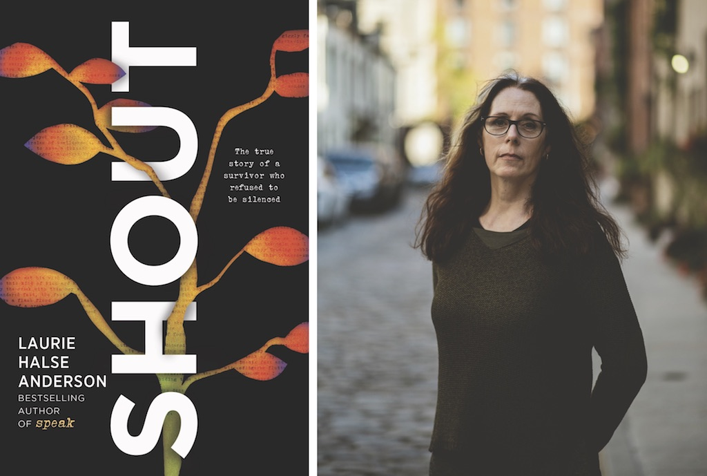 Laurie Halse Anderson Book Launch: SHOUT - The Humanities