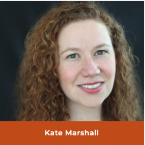 Photo of Kate Marshall