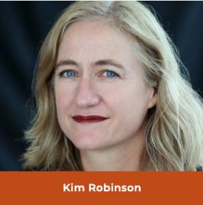 Photo of Kim Robinson