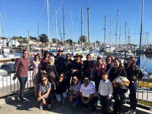 Graduate Student Success workshop photo at the harbor