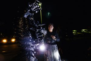 Photo from the Feast of Beams, Keepers of Light event