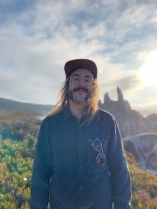 Jordan Dopkins in Big Sur